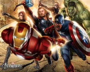 Avengers kickass wallpapers
