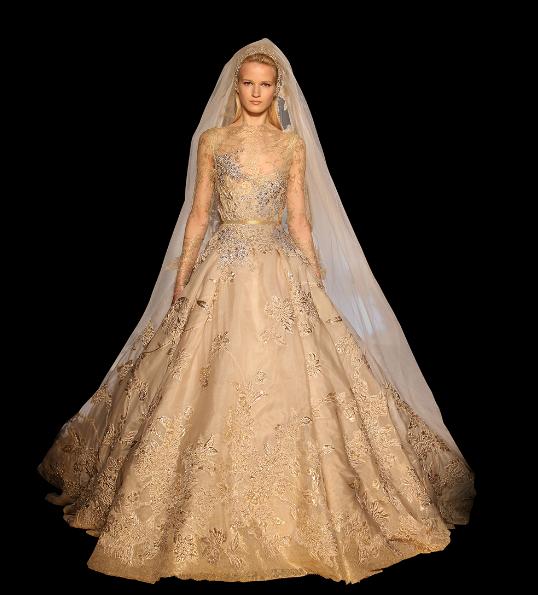 FW 2012-2013 ELIE SAAB haute couture