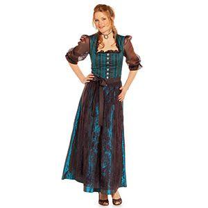 Blue dress 18 7326