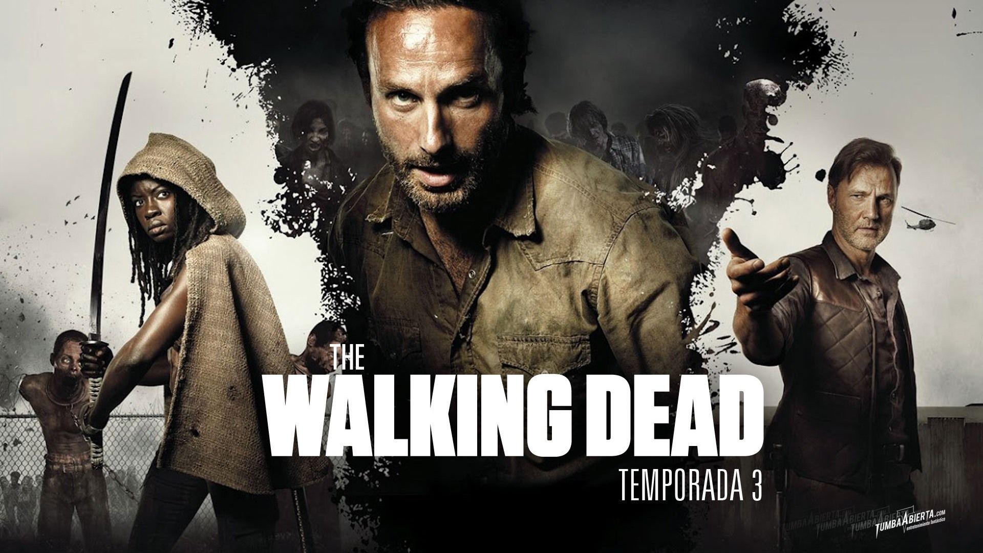 The Walking Dead HD Wallpapers Backgrounds Wallpaper 1920x1080 38