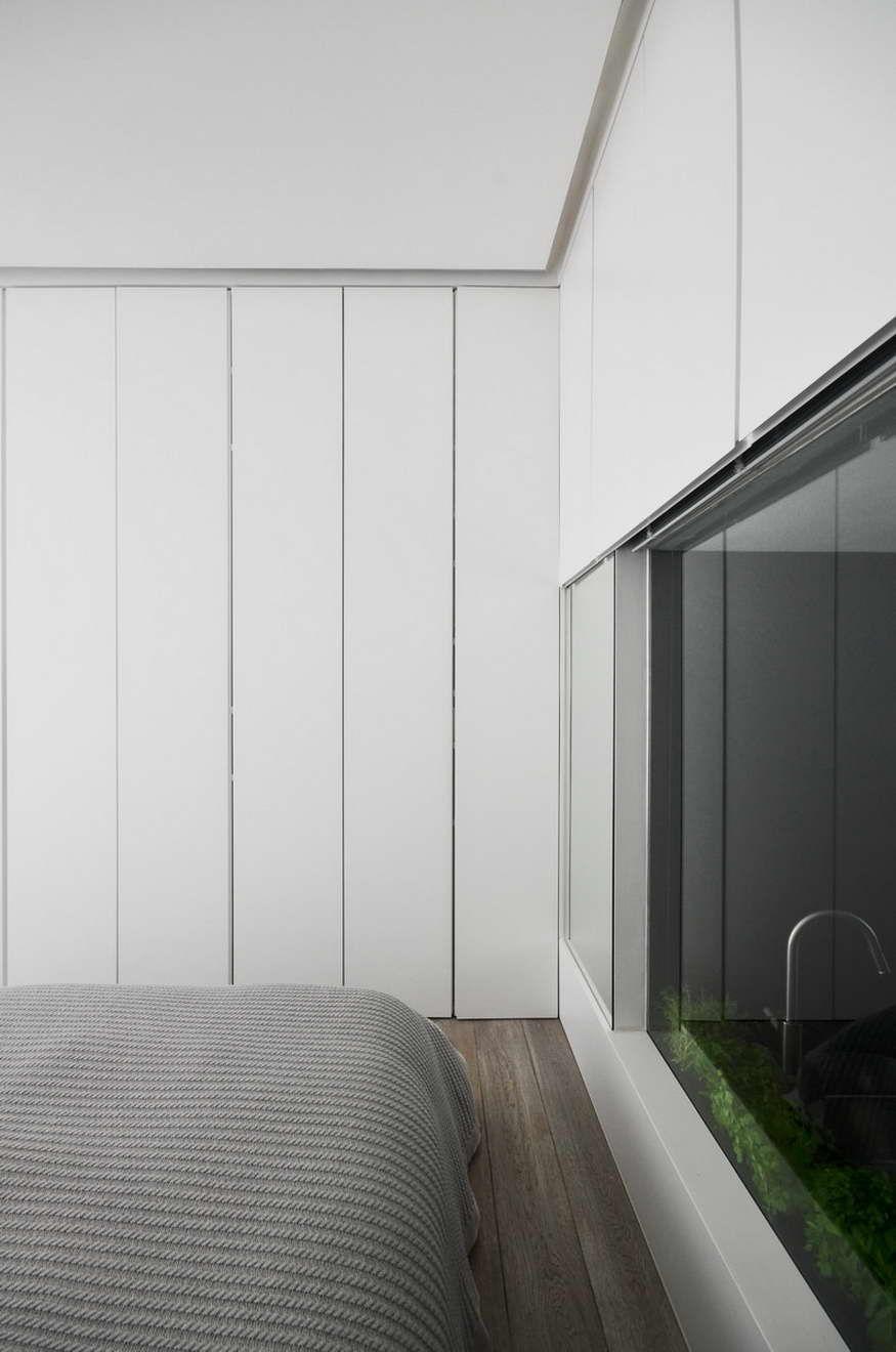 Kis lakás berendezése úgy hogy nagyobbnak látszódjon, dizájn díjas ...
