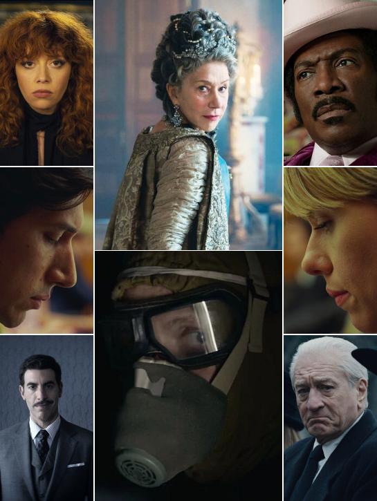 Golden Globes 2020 29 films et séries à voir en