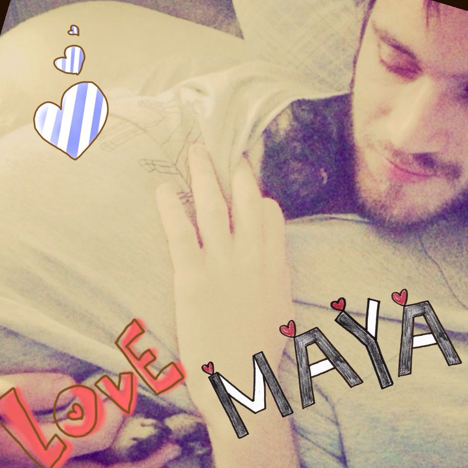 Pewds and Maya are so cute
