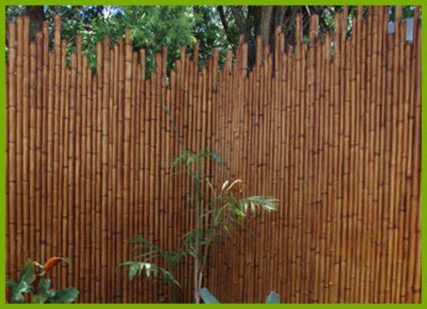 La palissade bambou japonaise - confortable et pratique - Archzine ...