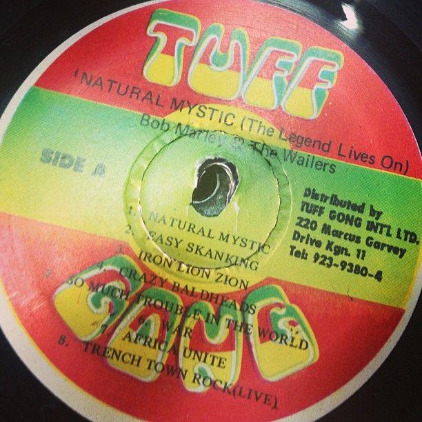 Tuff Gong Studios On Instagram Still Making Vinyl Reggae Music Records The Wailers Reggae Vinyl Record Art