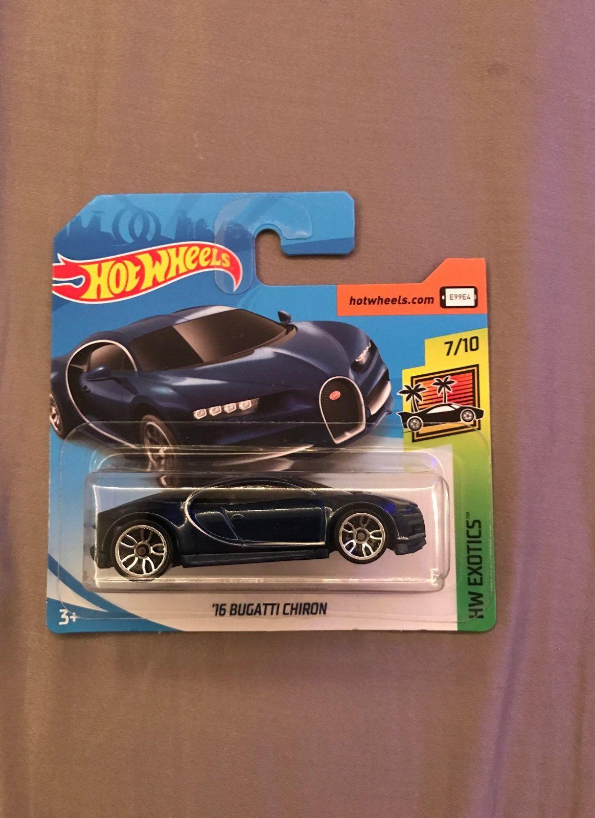 2019 Hot Wheels Bugatti Chiron Hot Wheels Garage Hot Wheels Hot Wheels Display