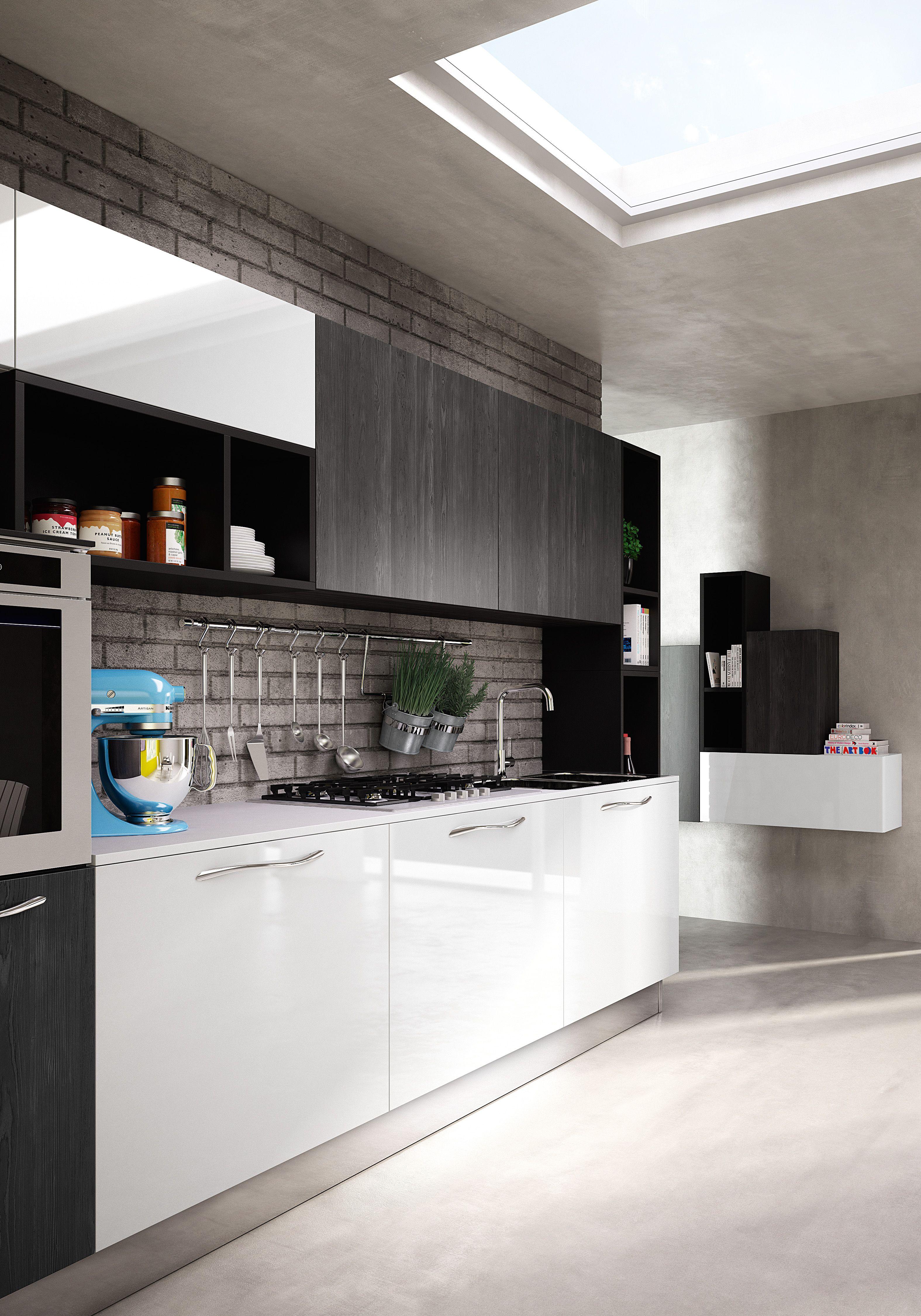 Berloni Cucina Sunny | Berloni, Cucine e Style