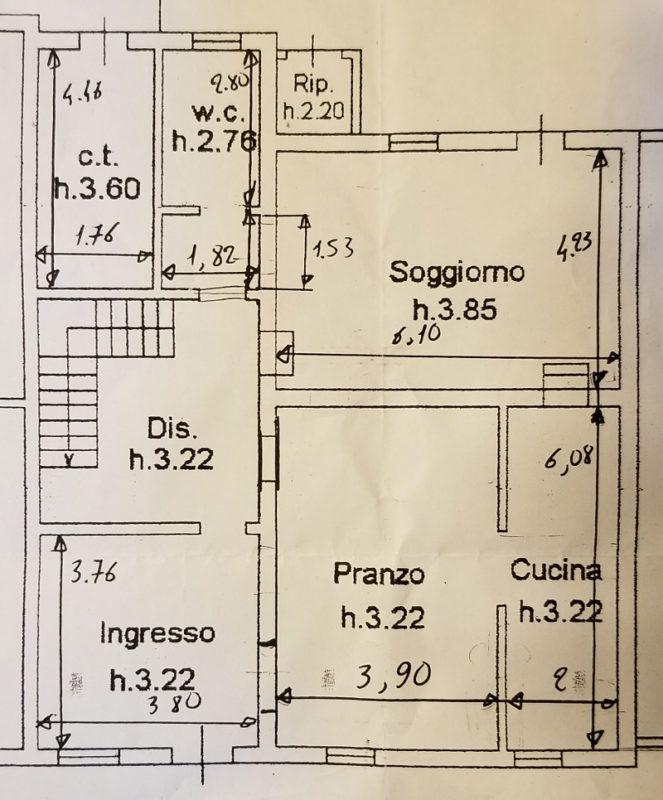 progetto 80 mq Planimetrie di case, Architettura, Progetti