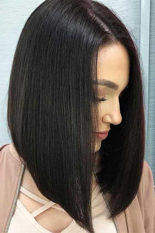 Cortes de cabello bob mujer 2018