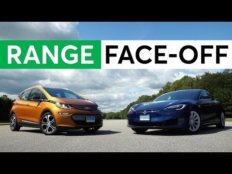 Chevy Bolt Ev Vs Tesla S Model 3 Model S Cnet Consumer Reports