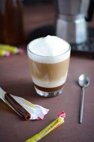 Chic, Chic, Chocolat: Latte macchiato au Carambar® #lattemacchiato