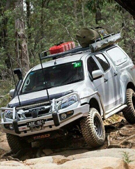 Pin By Julian Montoya On Pickups Expedition Truck Isuzu D Max Toyota Trucks