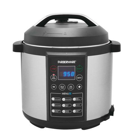 Home With Images Digital Pressure Cooker Farberware Cooker