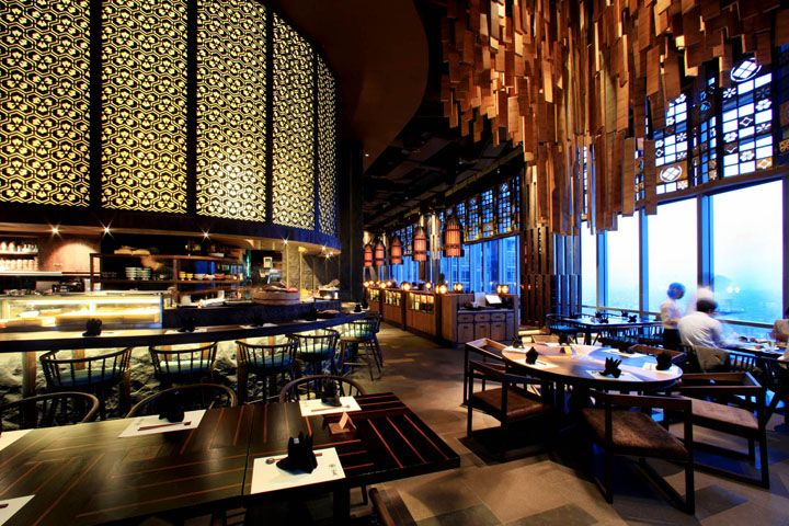 restaurant interior luxury restaurant restaurant lighting restaurant