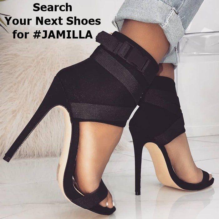 Stiletto heels, Sandals heels