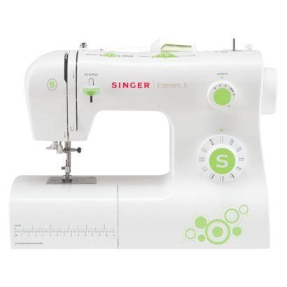 Singer Esteem II Sewing Machine 40 I'm Gonna Sound Like A Extraordinary Sewing Machine Sound