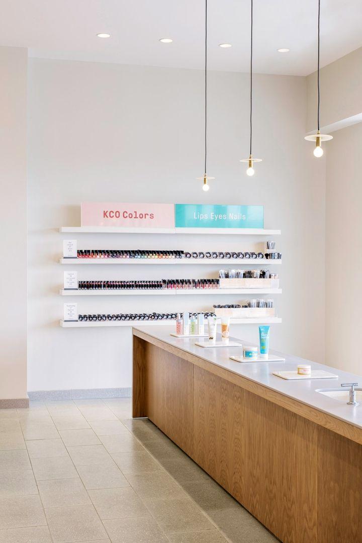 Beauty Brands Store Design And Identity By Kiku Obata U0026 Company, Kansas City  U2013 Missouri » Retail Design Blog