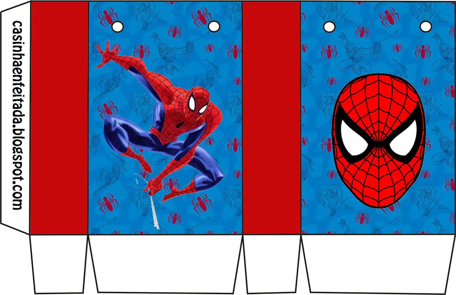Pin Em Spiderman Printables
