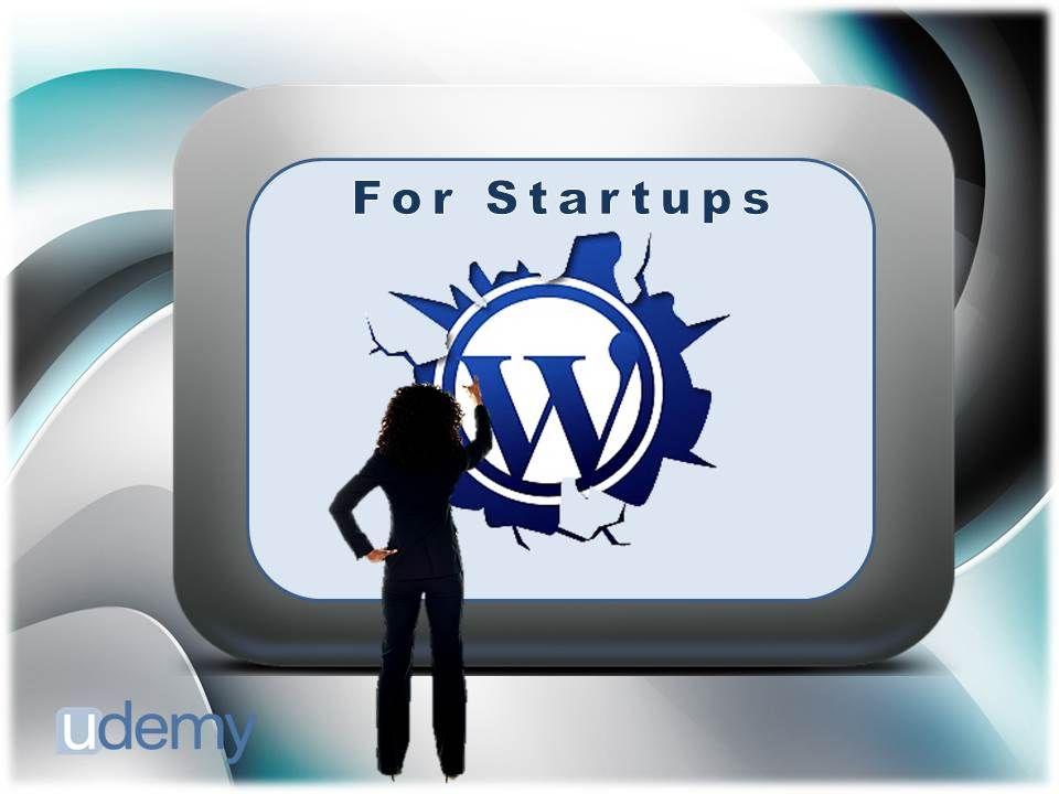 Wordpress Class Powerpoint presentation slide 1