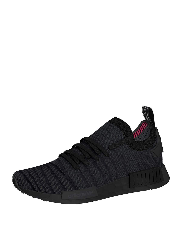 8fec16832 Adidas Men s NMD R1 Primeknit Trainer Sneaker