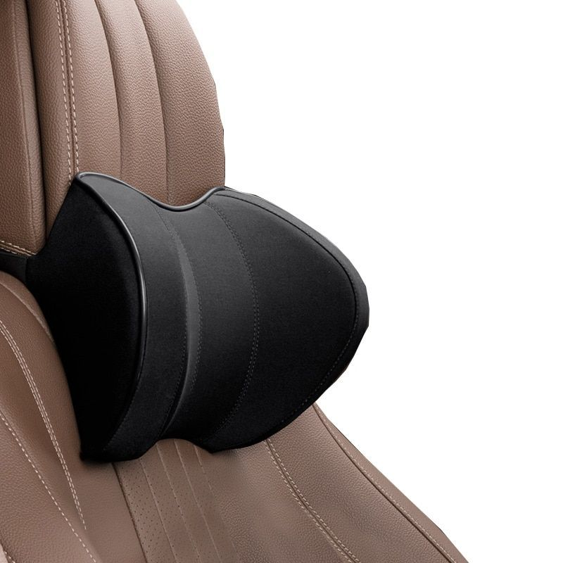 Car Seat Pillow Neck Cushion Head Rest Support Synthetic