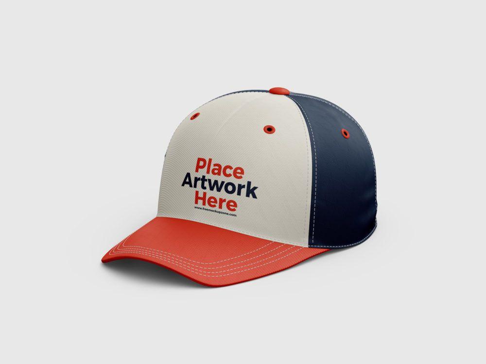 Download Baseball Cap Mockup 2018 Free Mockup Free Mockup Free Graphic Design Baseball Cap