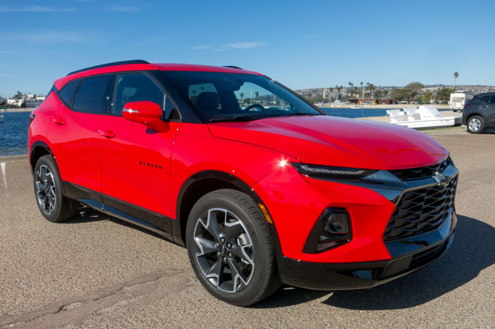 2019 Chevrolet Blazer 10 Things We Like And 5 We Don T