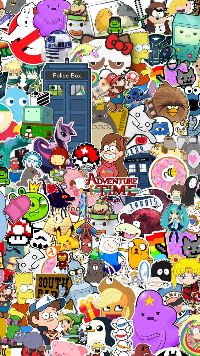 Pin By Sabrina Ramon On Fondos De Pantalla Cartoon Wallpaper
