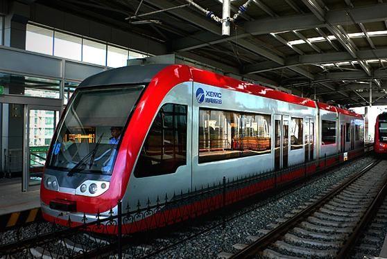 CHANGCHUN | Light Rail Transit - SkyscraperCity | Tram it in