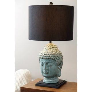 Abbyson Buddha Table Lamp
