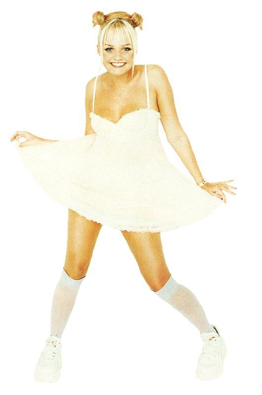 Thinking about doing a Baby Spice costume next year.. lol