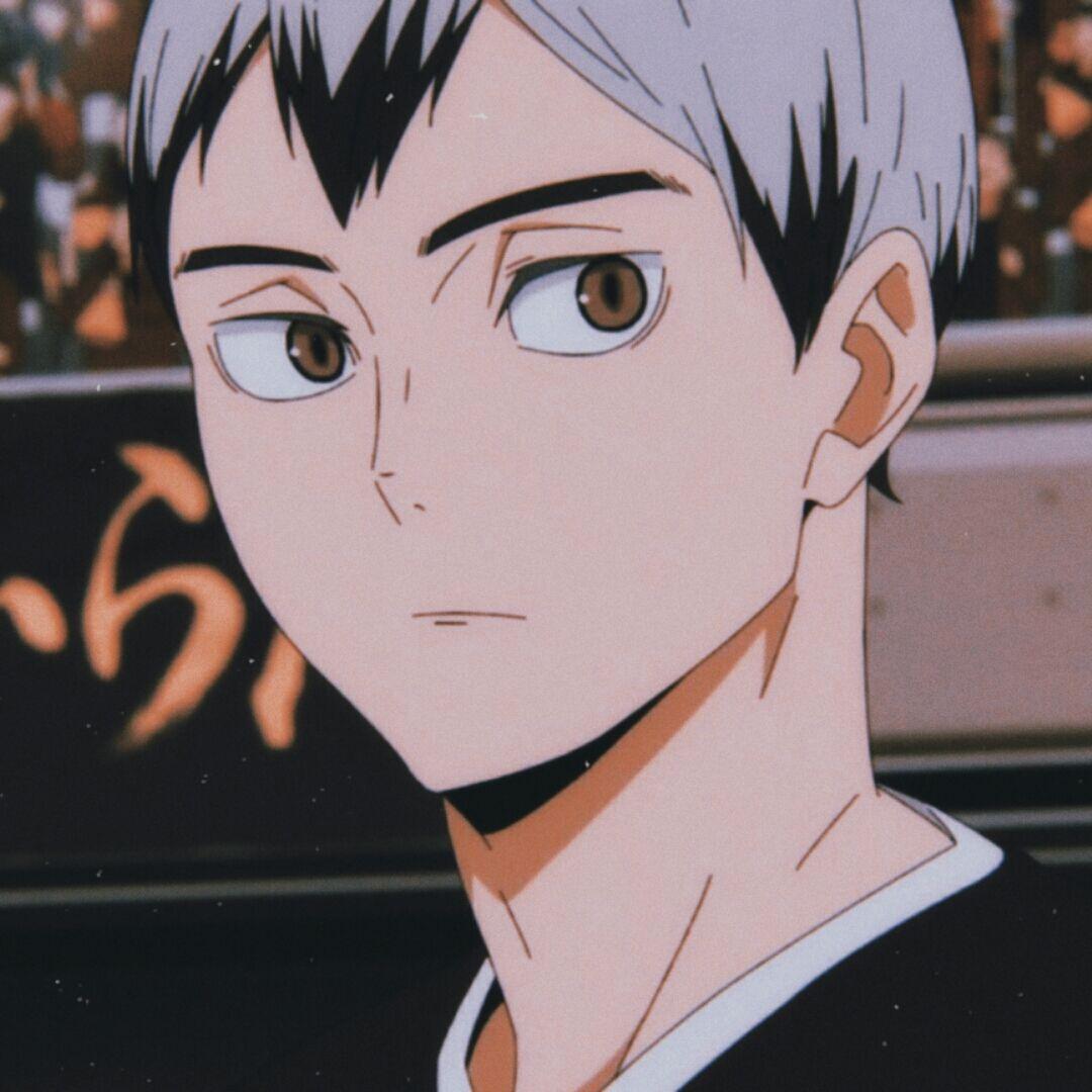 Shinsuke Hazl X Haikyuu Anime Aesthetic Anime Anime