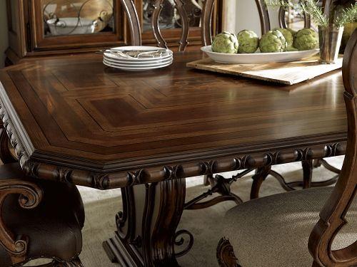 Escalera Dining Tableuniversal Furniture Beautiful Woodwork Beauteous Universal Furniture Dining Room Set Design Ideas