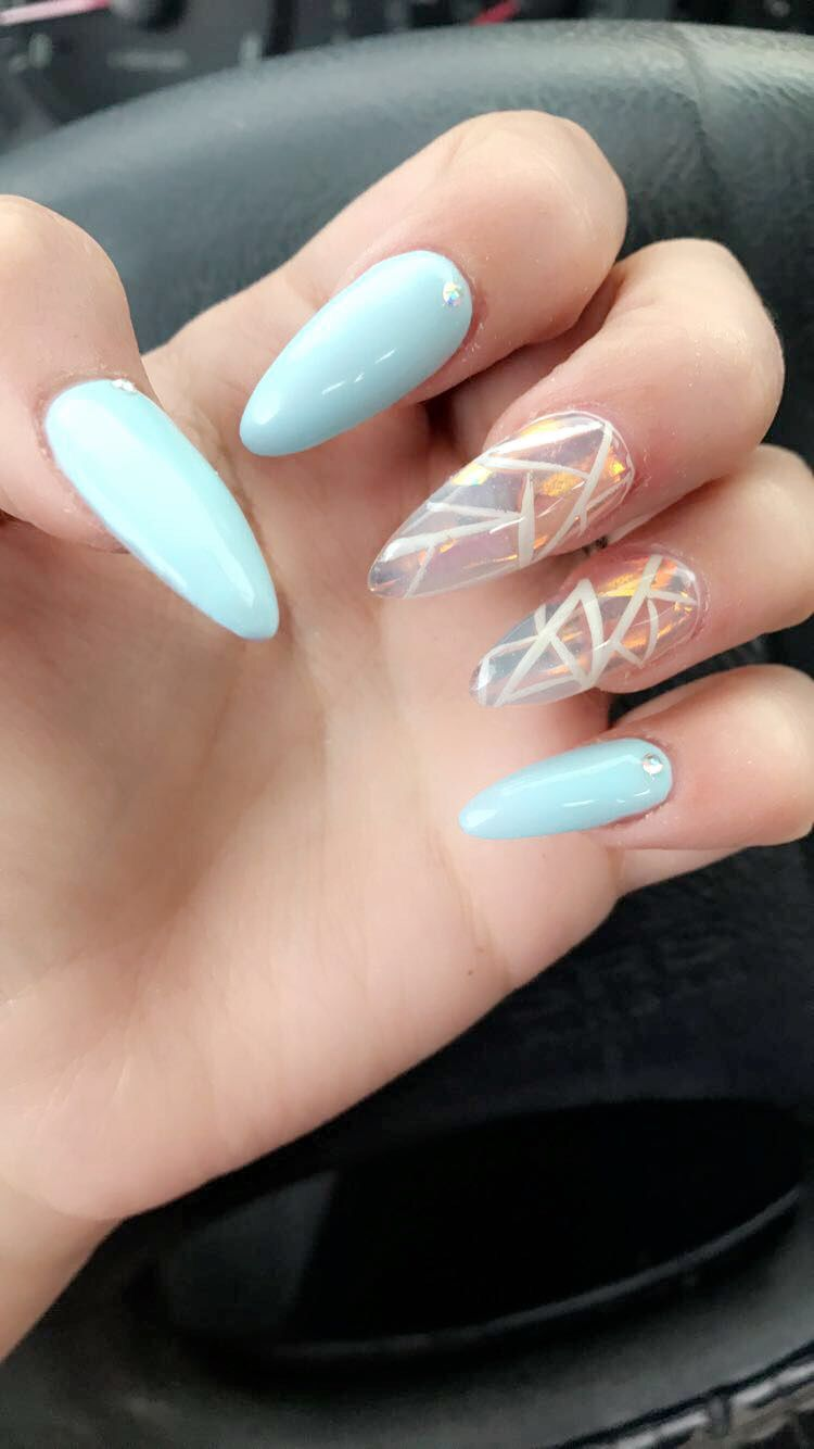 My nails for September | Body Mods | Pinterest | September, Nail ...