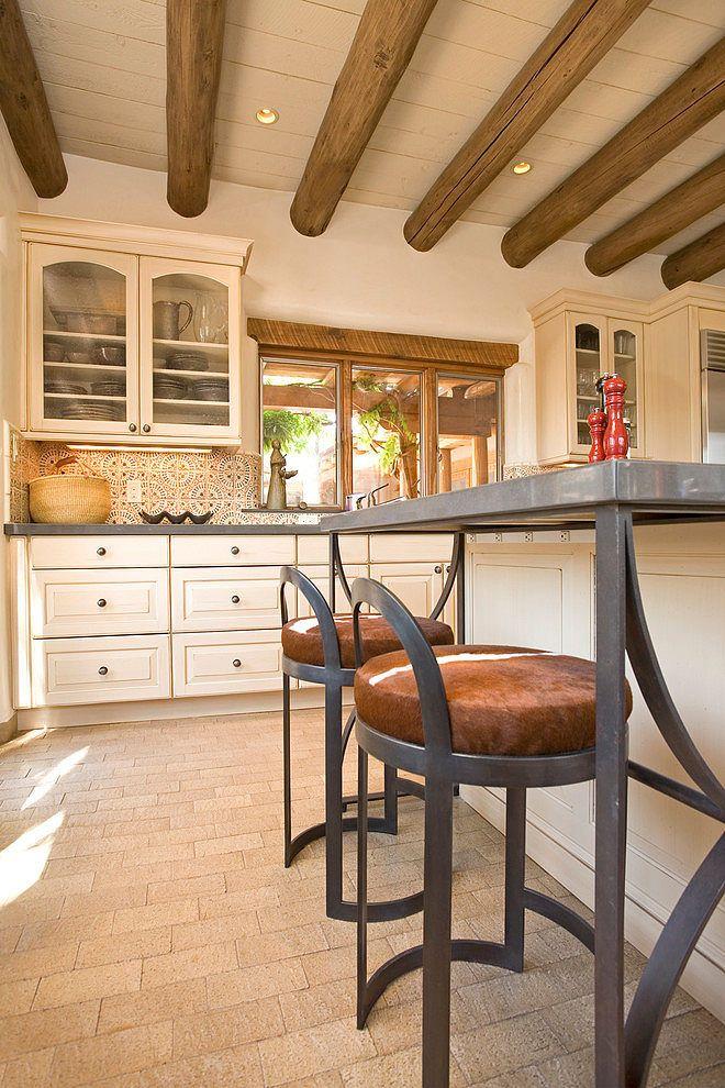 Santa Fe Style Living Room: Santa Fe Chic By Samuel Design Group