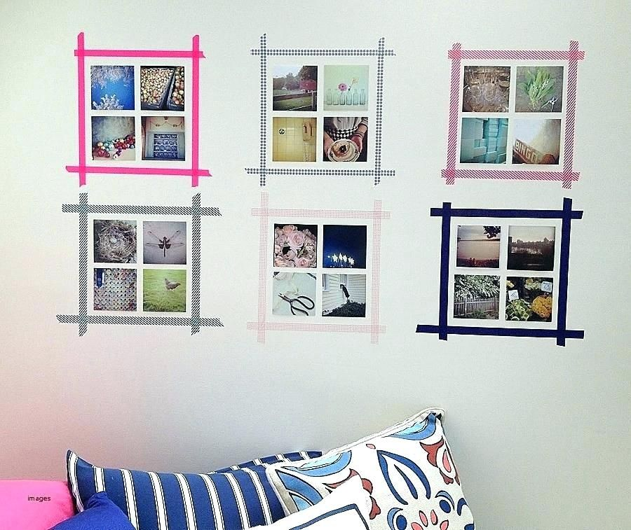 Hang Pictures Without Nails Unique Ways To Hang Photos Hanging