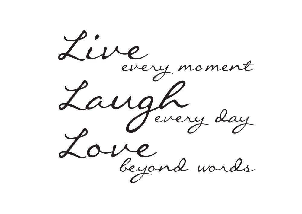 Live Love Laugh Quotes Impressive Live Laugh Love  Google Search  Vision  Pinterest  Live Laugh