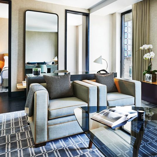 Sixty Soho Hotel New York Best Nyc Boutique Luxury Review