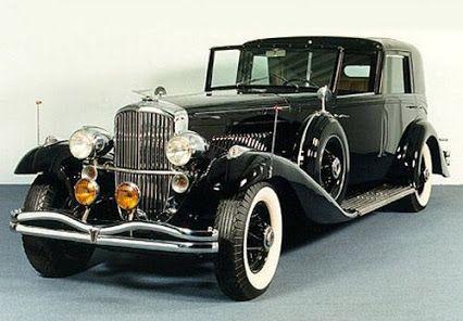 Rollston Duesenberg J Town Car – 1936