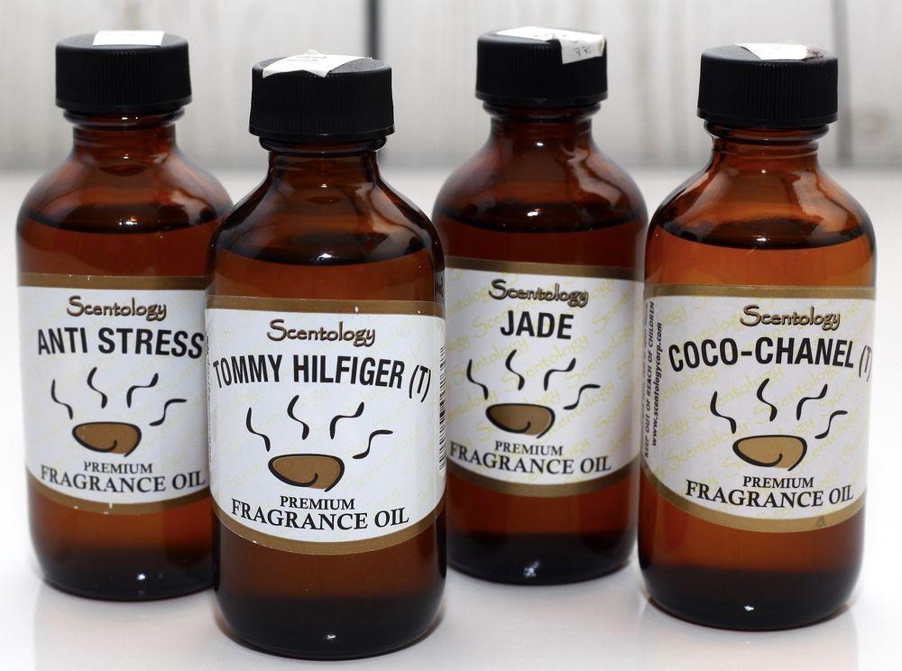 Scentology Premium Fragrance Oils Made In U S A 60ml New You Choose Scent Scentology Fragrance Oil Fragrance Scent