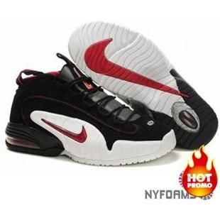 Nike Air Penny 1 Chicago White Black Red Nike Air Penny 1  Nike Air Penny 1