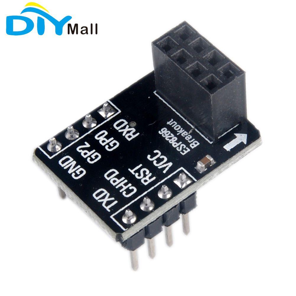 OPEN-SMART ESP8266 ESP-01 Wi-Fi Breadboard Adapter Module for Arduino