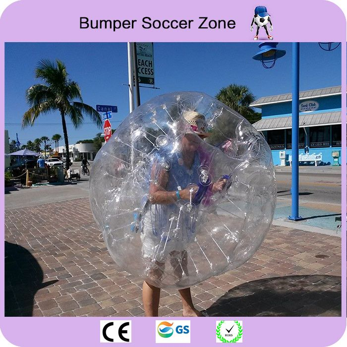 Click To Buy Free Shipping 1 7m Bumper Ball Zorb Ball Bubble Inflatable Human Hamster Ball Bubble Soccer Ball For Ad Bubble Soccer Tall People Fun Sports