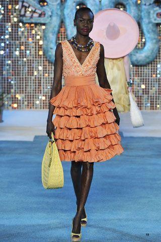 Christian Dior (Crucero 2008/09)