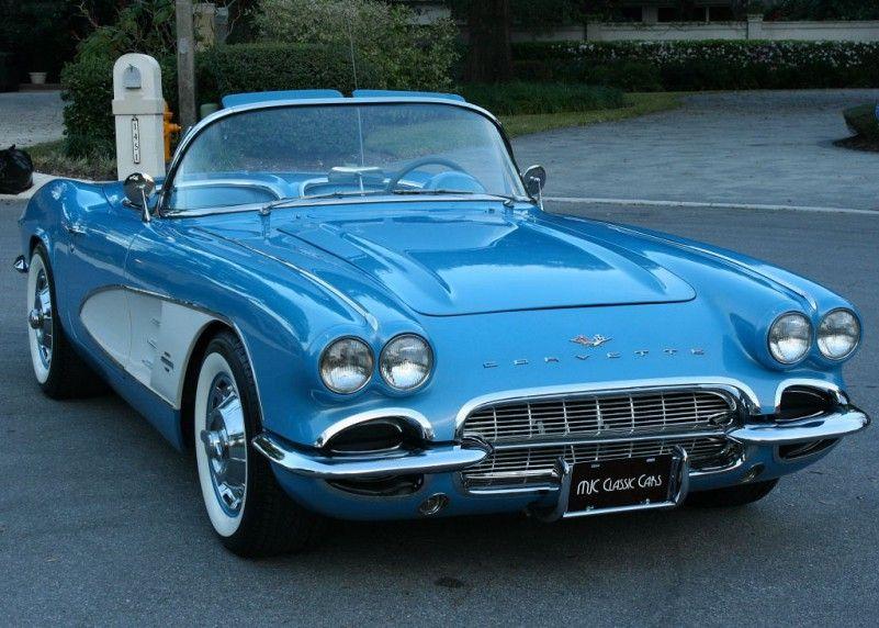 1961 Chevrolet Corvette | MJC Classic Cars | Pristine Classic Cars For Sale – Lo…