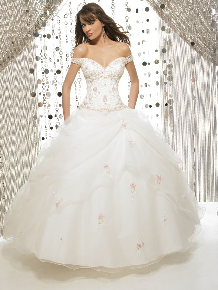 beautiful historical wedding ballroom dresses | Ball Gown Wedding ...