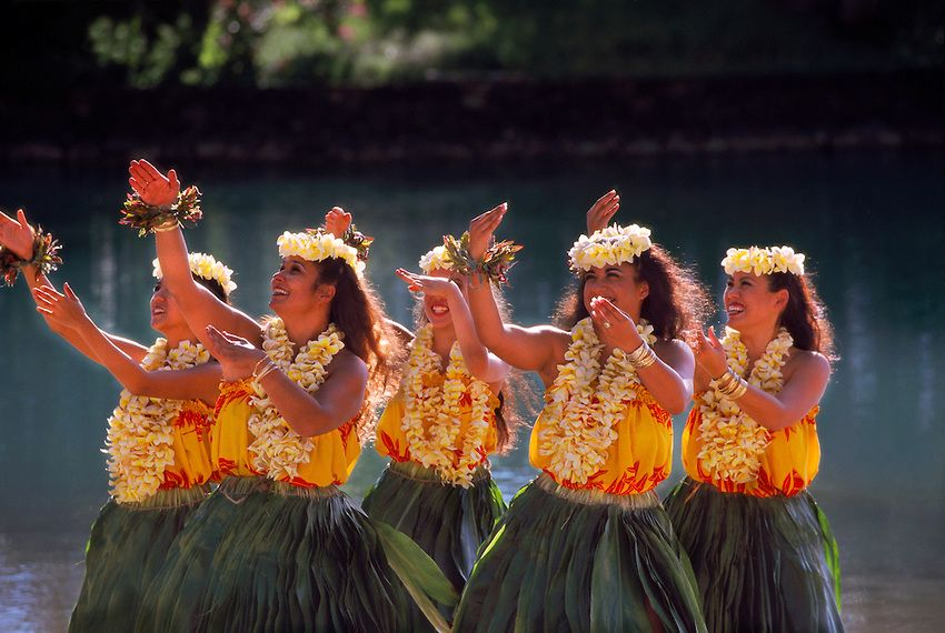How To Dance Hula