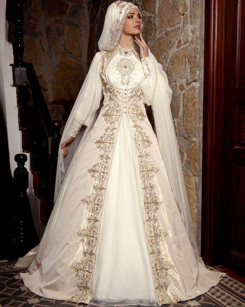 صور اجمل فساتين زفاف محجبات Yasmina Ball Gowns Wedding Muslim Wedding Dress Wedding Dresses Simple