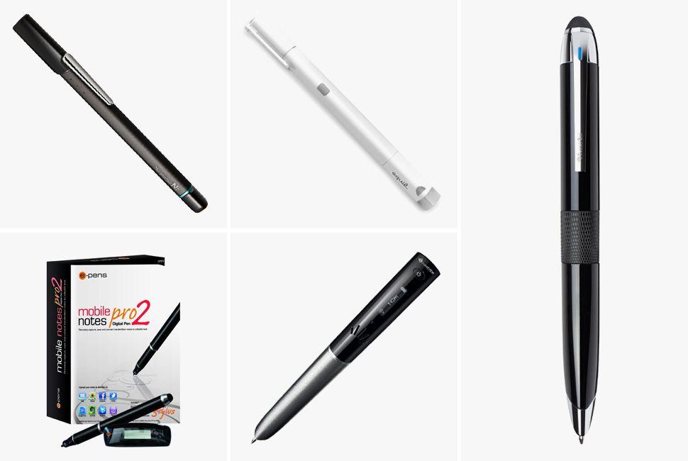 5 Best Smartpens For Digital Transcription Gear Patrol Smart Pen Digital Pen