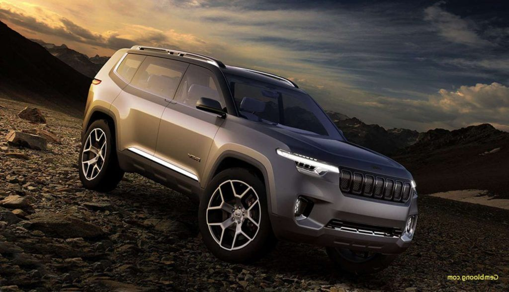 Best 2020 Jeep Grand Cherokee New Interior Car Price 2019 Jeep